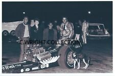 """1960s NHRA Drag Racing-""""South Wind TOO"""" AA/FD-Don Cook-Fremont Dragstrip-1966"""