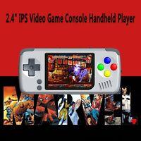 "2.4"" IPS Mini Portable Video Game Konsole Retro Spiel Handheld System Player 16G"