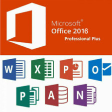 ✅Office 2016 Professional Plus✅ License key 32/64Bit✅