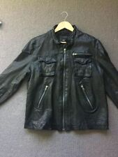 Politix Leather Coats & Jackets for Men