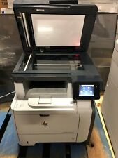 HP Laserjet Pro MFP M521DN Multifunction Laser Printer A8P79A*Working *18k Pages