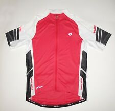 Pearl Izumi Cycling Jersey Red Elite Men's Size S