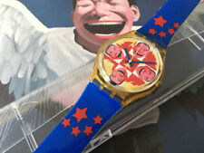 "Limited Swatch from 1996 : ""Wild Laugh"" (GK214) by Yue Min Jun"