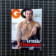 GQ Magazine Latin America  March 2018 Armie Hammer Call Me by Your Name NEW