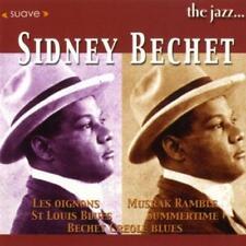 Bechet, Sidney - Suave Le Jazz CD NEU