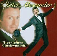Herzlichen Glückwunsch! von Alexander,Peter | CD | Zustand gut