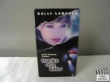 Tracks of a Killer (VHS, 1996) Kelly LeBrock