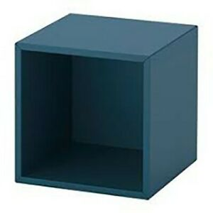 IKEA Eket Cabinet Blue 903.345.89 New w/two small scratches