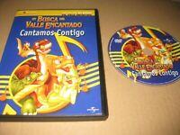 IN Ricerca Del Valle Incantato DVD Cantiamo Contigo