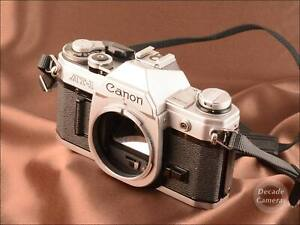Canon AT1 35mm Film Camera Body - Excellent - 718