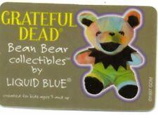 Grateful Dead Beanbag Bear Collectors Card - Series 1