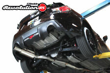 """Greddy Revolution RS 3"""" Cat-Back Single Exit Exhaust for 13-16 FRS FR-S BRZ ZN6"""
