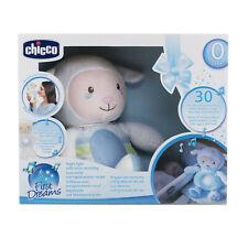 """Veilleuse """"Bleu"""" Chicco First Dreams Mouton Tendres Mots Doux Neuf"""