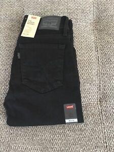 Levi's 711 Super Skinny Damen Jeanshose (17778-0034) Schwarz Gr: wählbar neu mit