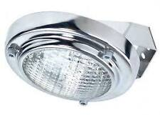 New Aqua Signal Lubeck Stainless Steel Floodlight Halogen 12v 50w Boat 80400-1