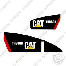Caterpillar Th580b Telescopic Forklift Decal Kit Equipment Decals Th 580 B