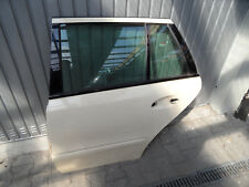 Mercedes Benz W211 E-Class Door Rear Left Taxifarbe BJ2009