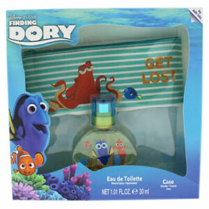 Finding Dory by Disney for Kids - 2 Pc Gift Set 1.01oz EDT Spray, Case