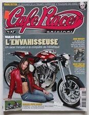 CAFE RACER Magazine 27 WAKAN 1640 John MOSSEY Moto MORINI - HS5006000918