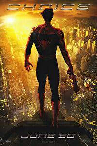 "Spider-Man 2 - Movie Poster / Print (Choice) (Size: 27"" X 40"")"