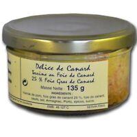 Terrine with foie gras