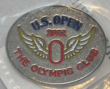 2012 US OPEN (The Olympic Club) LAPEL PIN
