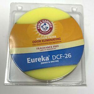 Arm & Hammer Eureka DCF-26 Odor Eliminating Vacuum Filter (68465 & 090190)