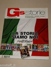 GS STORIE 2011/1=GUERIN SPORTIVO=LA STORIA SIAMO NOI=LE 100 COPERTINE MIGLIORI=