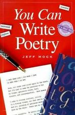 You Can Write Poetry ( Mock, Jeff ) Used - VeryGood