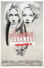 Daughters Of Darkness Poster 01 A2 Box Canvas Print
