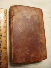 1810 FRENCH BOOK, TRAVELS OF ANACHARSIS THE YOUNGER, PART 4, BARTHELEMY