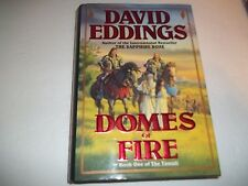 The Tamuli: Domes of Fire Bk. 1 by David Eddings (1992, Hardcover) used