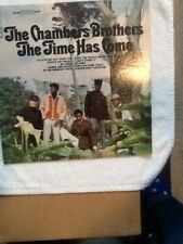 """LP """"The Time Has Come""""-The Chambers Brothers-Columbia #CS 9522 (Stereo)"""