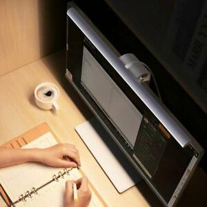 Baseus LED PC Computer Monitor Adjustable Study Desk Lamp USB Reading Light Bar
