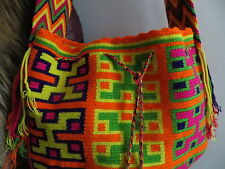 WAYUU MOCHILA Shoulder bag/Crossbodysummer/crossbody/Med-Lge