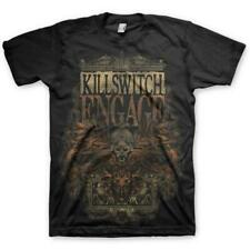OFFICIAL LICENSED - KILLSWITCH ENGAGE - ARMY T SHIRT METALCORE