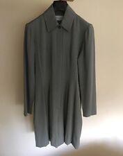 Women's designer Betty Jackson light green wool playsuit, size 8