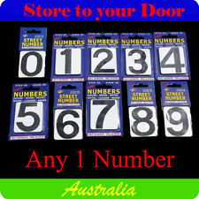 Numbers Decorative Plaques & Signs