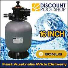 """16"""" Swimming Pool Filter - 16 INCH Sand Filter For Small Pools"""