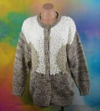 Katies, Size 14 Womans, Coffee & Cream Cardigan