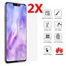 1/2x For Huawei Nova 3/3i Mate 20 Lite Screen Protector Tempered Glass Film Skin