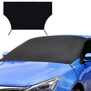 For SUBARU Car Windshield Cover Snow Sun Shade Rain Waterproof Outdoor Protector