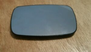 Left Passenger side Convex Wing mirror glass for Ford Mondeo 1993-2000 Heated