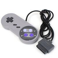 Replacement Controller Pad Gamepad Joystick For Super Nintendo SNES NES System