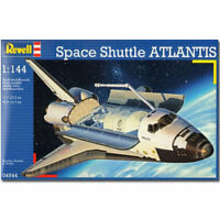 REVELL Space Shuttle Atlantis 1:144 Aircraft Model Kit - 04544
