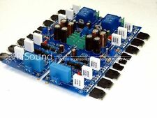 A100 Class A/Ab Fet Hifi Power Amplifier Board Refers Acccircuit 50W+50W