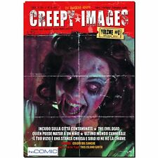 Creepy image volume 8 Horror and exploitation Memorabilia magazine 70er NEUF
