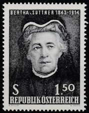 Oostenrijk postfris 1965 MNH 1199 - Bertha von Suttner Nobelprijswinnares