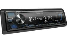 New Kenwood KMM-BT225U MP3/WMA Digital Media Player Bluetooth USB AUX Pandora