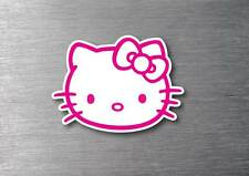 Hello Kitty decal sticker 7 year water & fade proof vinyl laptop ipad car